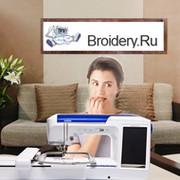 Broidery. Ru on My World.