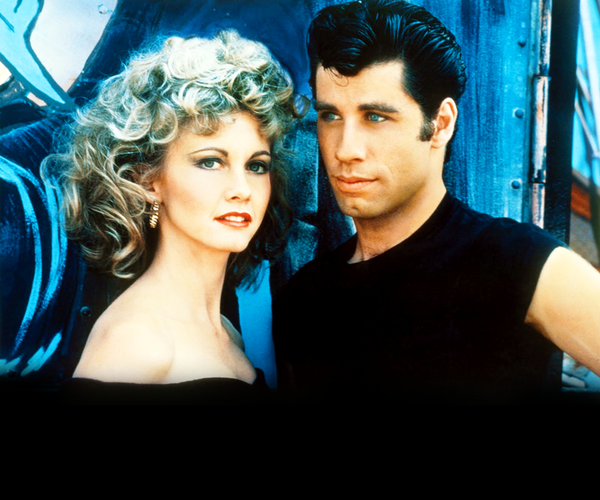 John Travolta & Olivia Newton-John