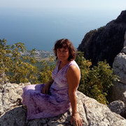 Наталья Волгина on My World.
