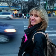 Mariana Postica on My World.