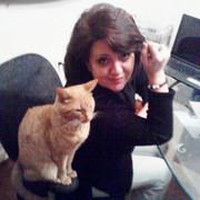 Tatyana Ilsayes on My World.